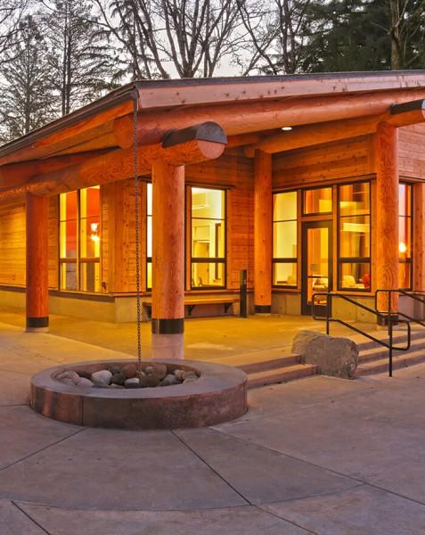 Oregon State University Advanced Wood Products Laboratory