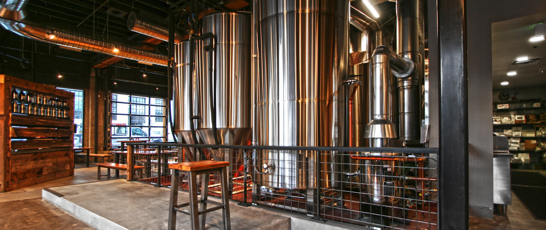 10 Barrel Brewing Portland Pub General Contractor