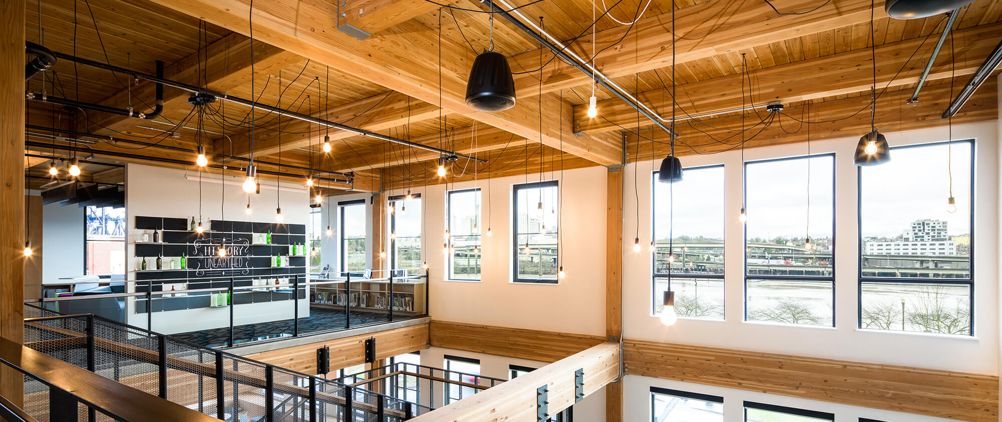 Ankrom moisan architects headquarters general contractor for Architects in boise idaho