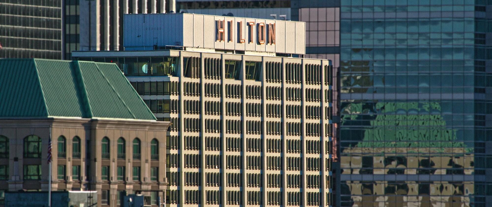 Hilton Hotel | General Contractor, Construction Management