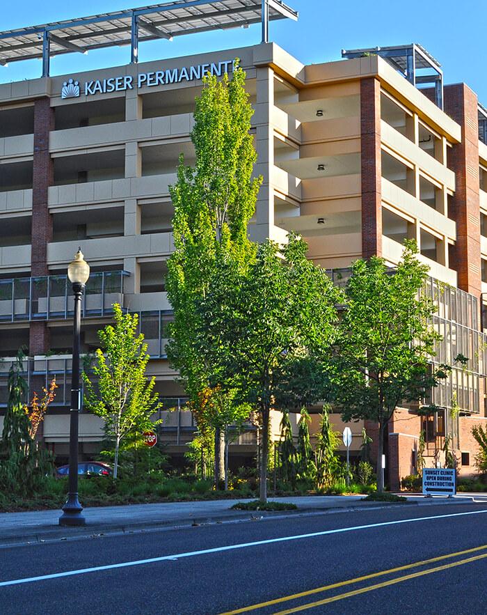 Providence st vincent north parking garage expansion - Parking garages near madison square garden ...