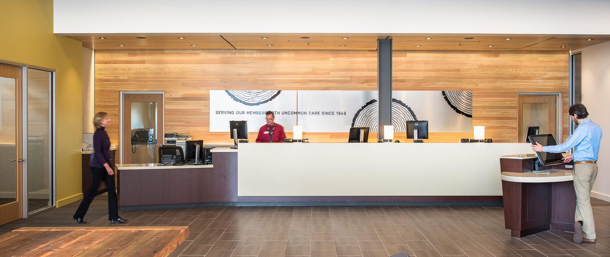 Northwest Credit Union >> Northwest Community Credit Union Headquarters General