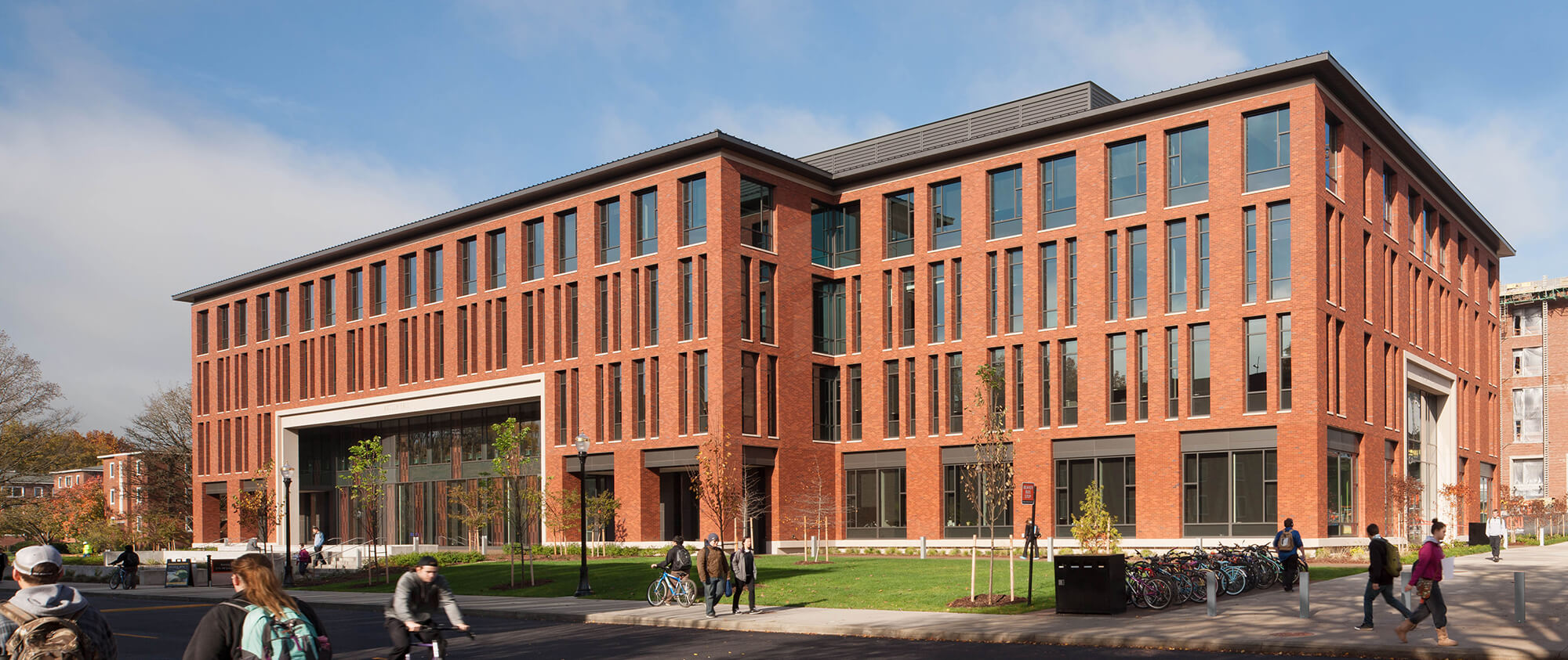 Oregon State University Austin Hall | General Contractor