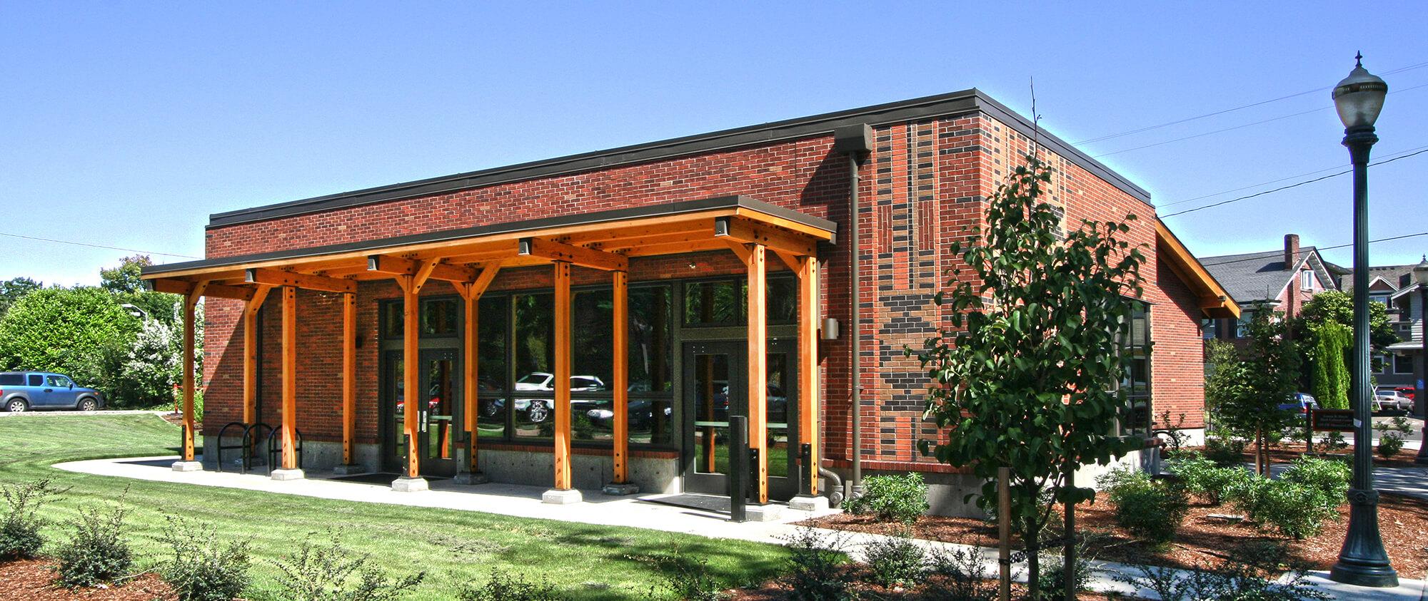 Oregon State University Cultural Centers General Contractor Construction Management