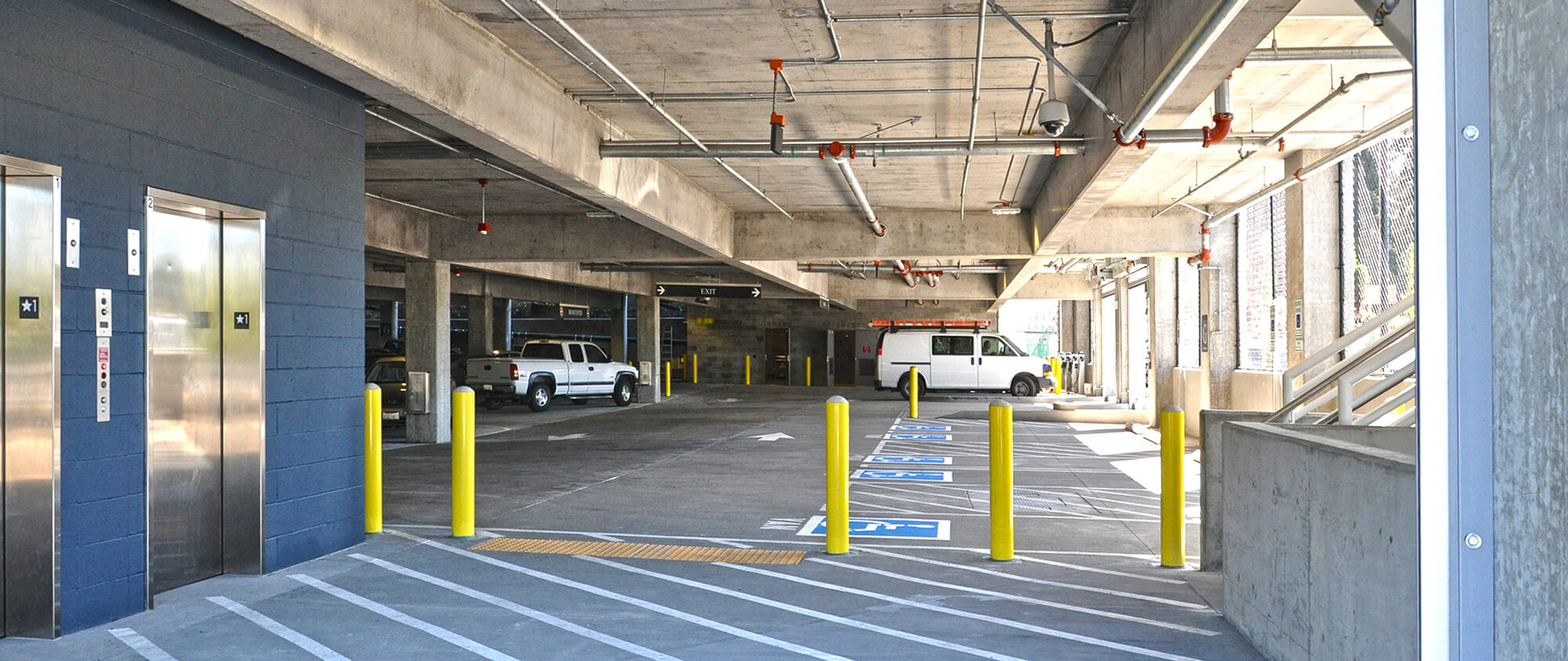 South Kirkland Park Amp Ride Garage General Contractor