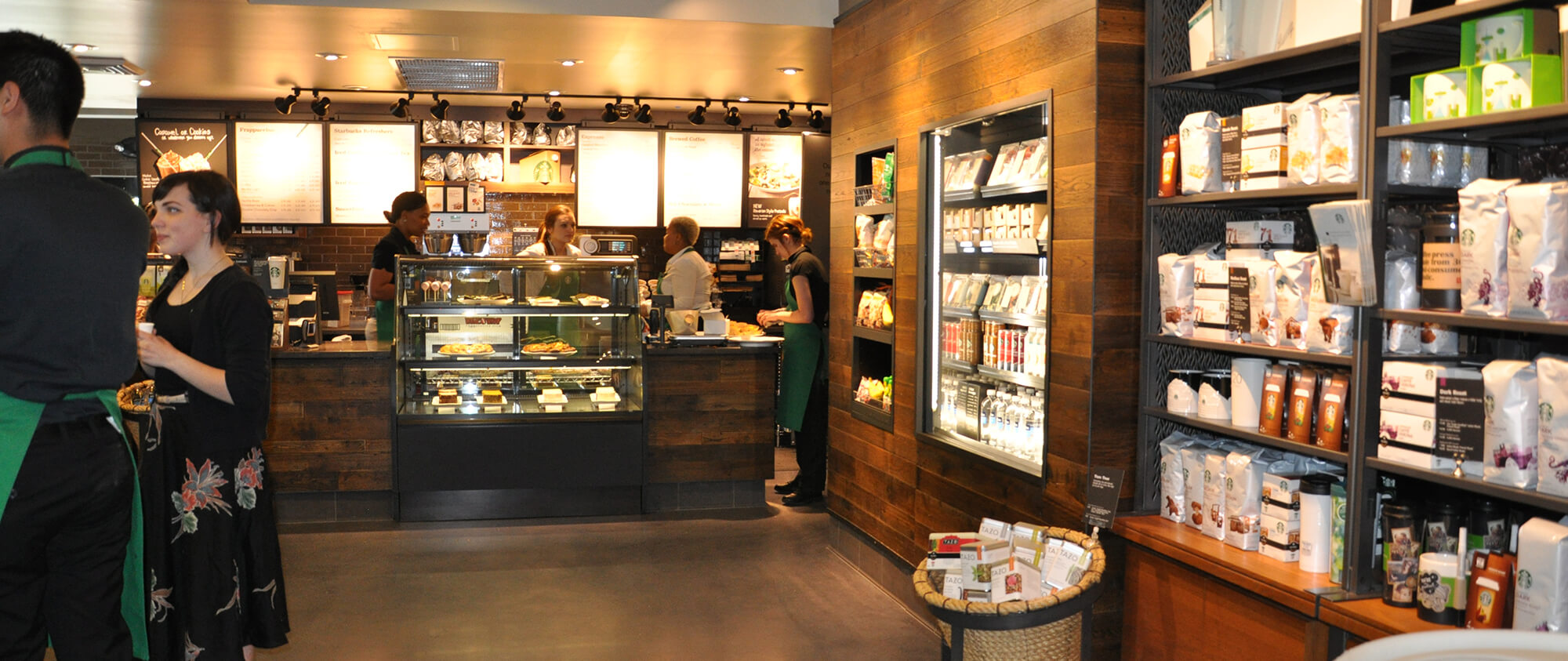 Starbucks Coffee | General Contractor, Construction Management | Portland Oregon, Seattle ...