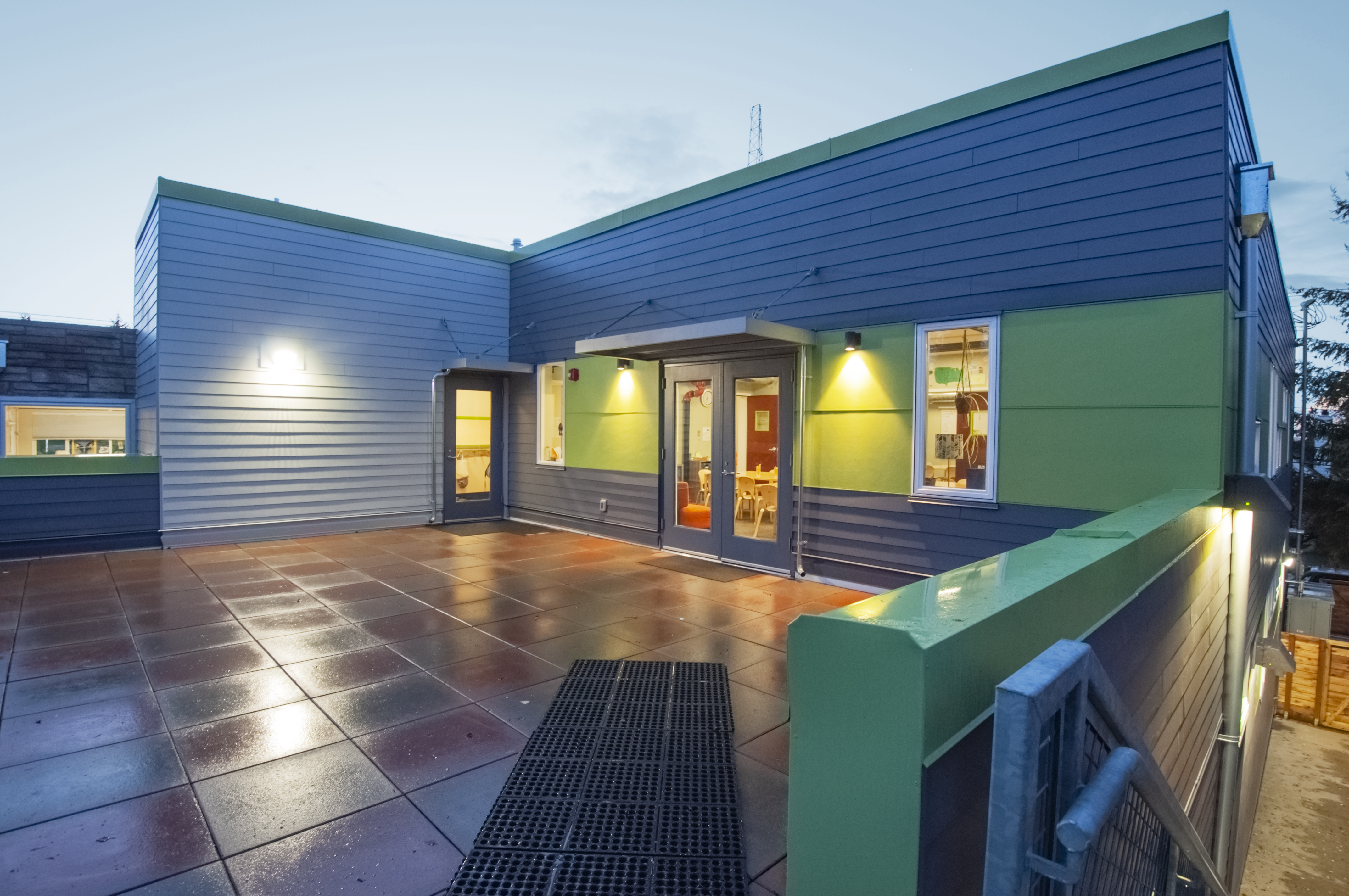 Project Complete The Perkins School Renovation
